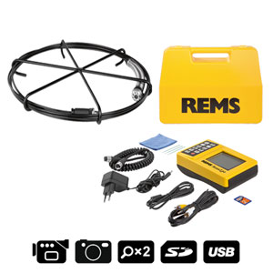 Rems CamSys Set S-Colour 5K